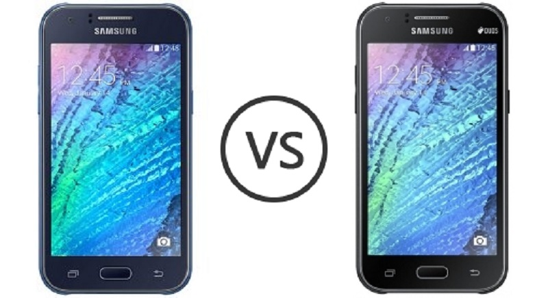 (1) Samsung J1 VS Samsung J1 Ace