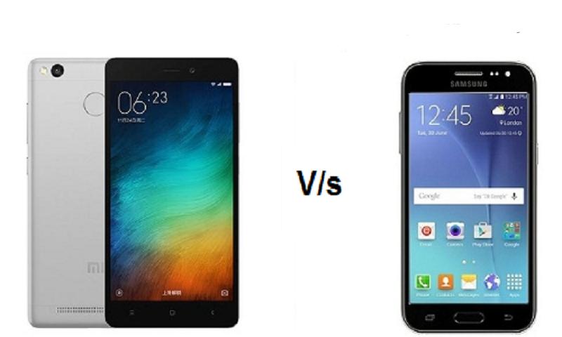(2) Samsung Galaxy J2 VS Xiaomi Mi 3s Prime -1