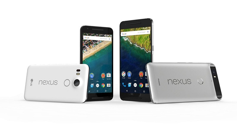(2) Samsung Galaxy J7 VS Google Nexus 6P -1