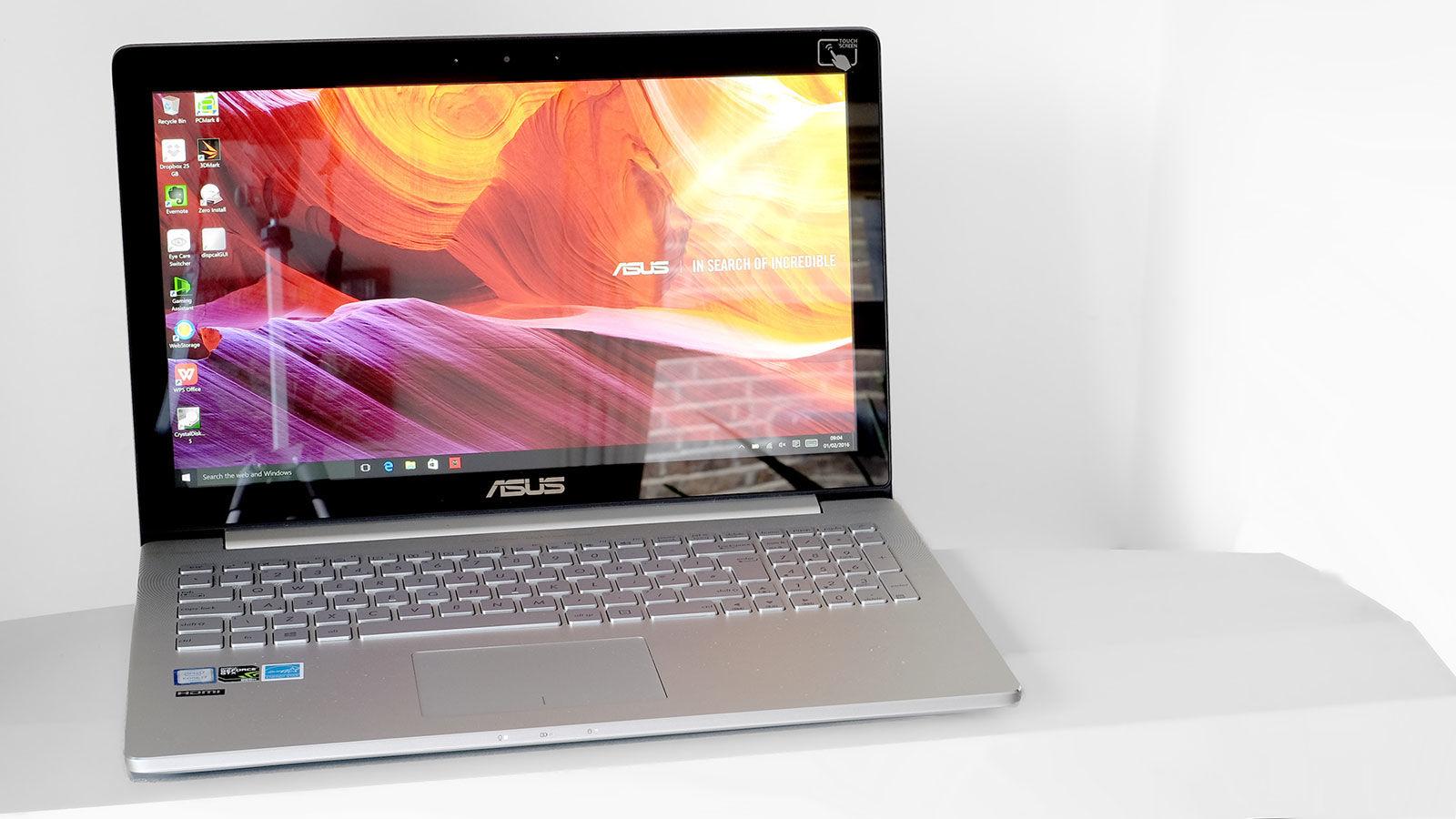 Asus zenbook pro ux50z
