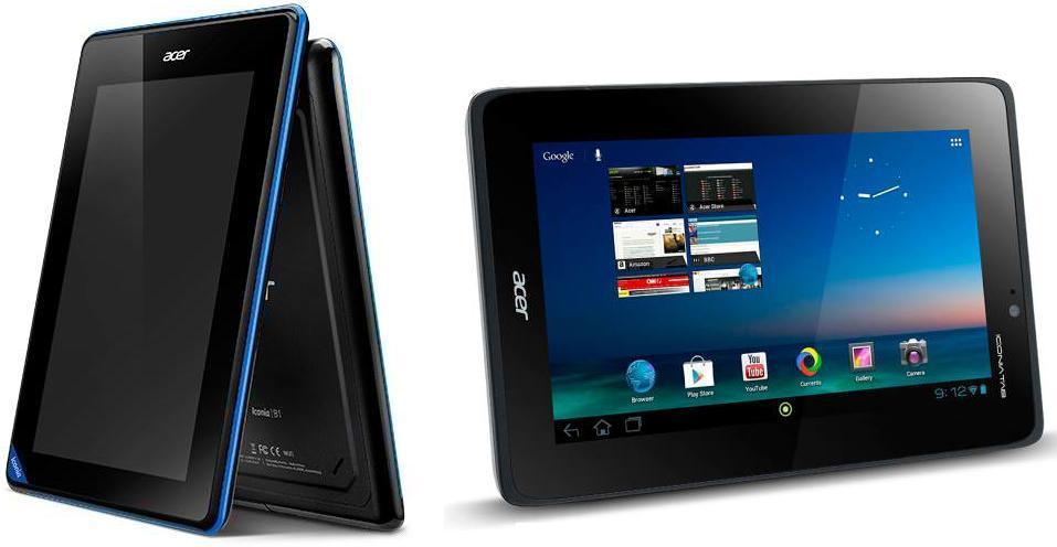 Acer Iconia Tab B1 – A71
