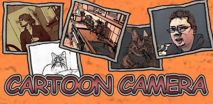 Cartoon-Camera