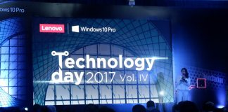 Lenovo Tech Day 1
