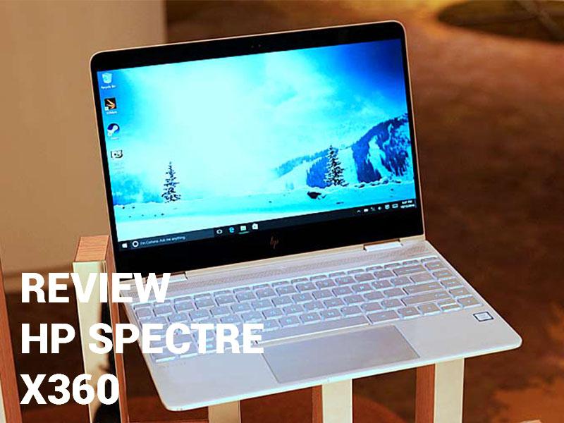Spesifikasi Lengkap dan Harga Resmi Serta Bekas Laptop HP Spectre x360 Terbaru di Indonesia 2017