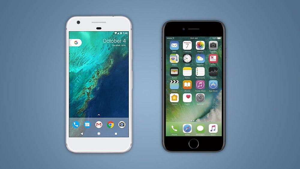 iphone-7-vs-google-pixel-phone