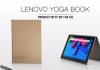 Spesifikasi Lengkap dan Harga Resmi Serta Bekas Laptop Lenovo Yoga Book di Indonesia