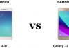(1) Oppo A37 VS Samsung Galaxy J2 Prime 2