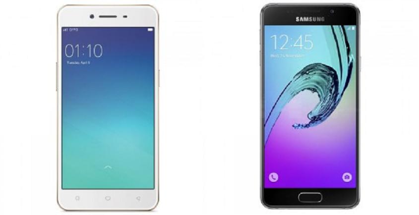 Oppo-a37-vs-Samsung-Galaxy-A3