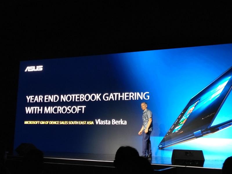 Asus Microsoft 1