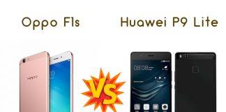 Perbandingan Bagus Mana HP Oppo F1s VS Huawei P9 Lite segi Harga, Kamera, dan Spesifikasi di Indonesia