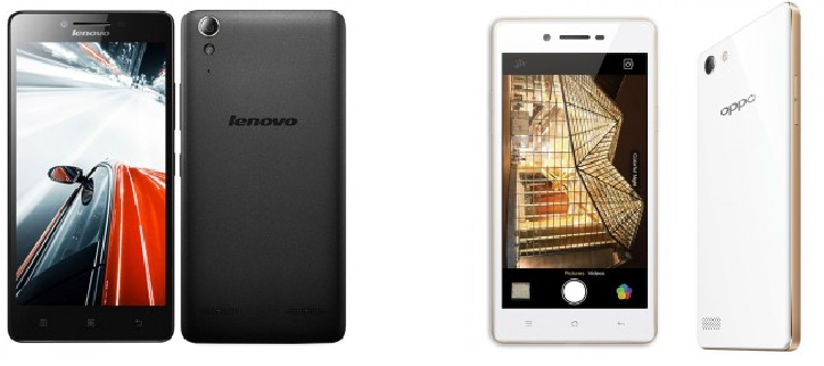 Perbandingan Bagus Mana Hp Oppo Neo 7 Vs Lenovo A6000 Segi Harga