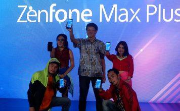 Zenfone 4 Max Plus
