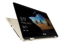 ASUS ZenBook Flip UX461