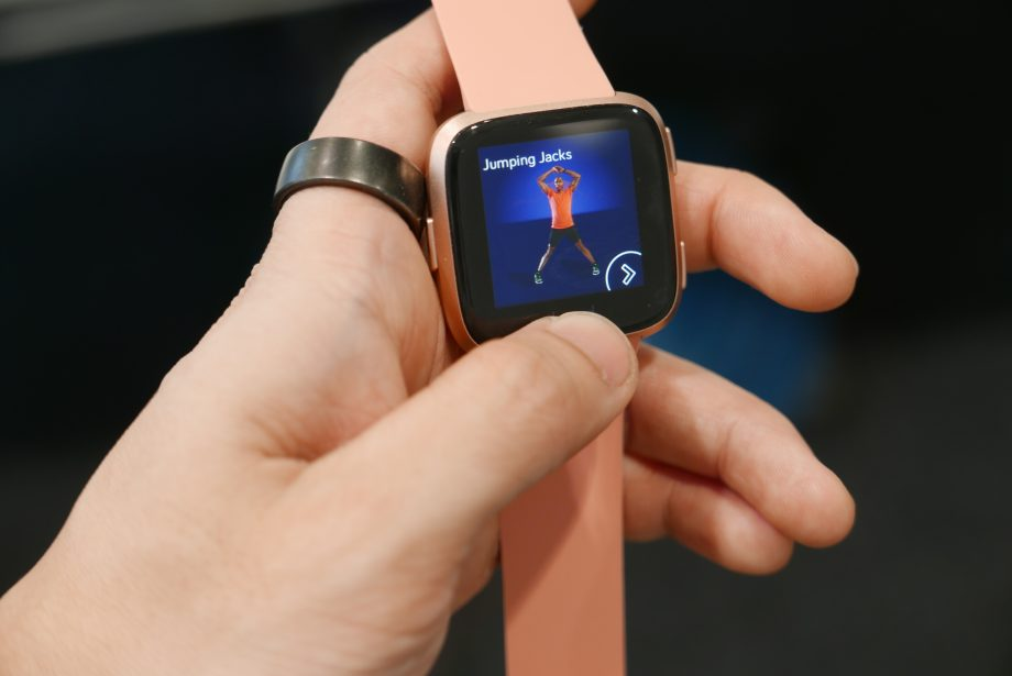 Fitbit Versa (2)