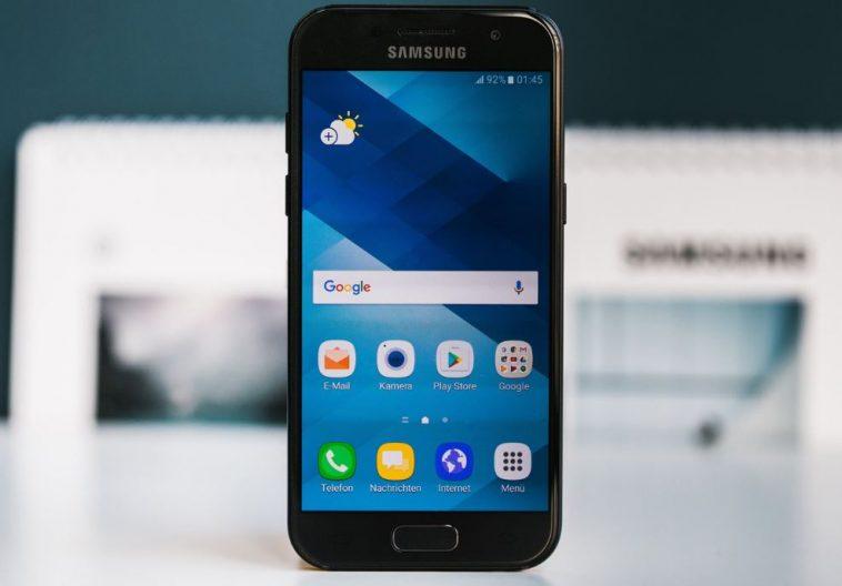 Screen Galaxy A3