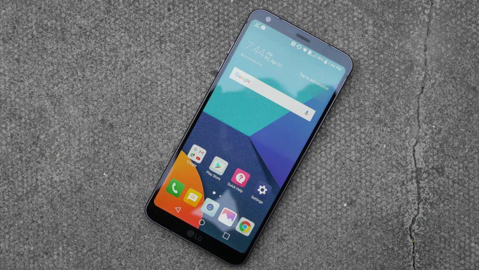 LG G7 : Smartphone dengan Rasio Layar Terbaik 2018