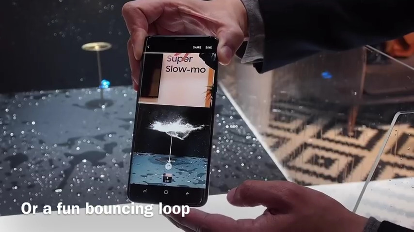 slow motion s9