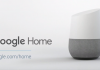 google home