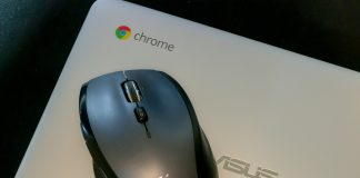 mouse chromebook