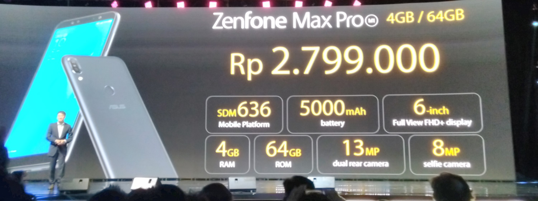 zenfone max pro 4 64