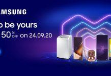 Samsung x Lazada Super Brand Day 2020