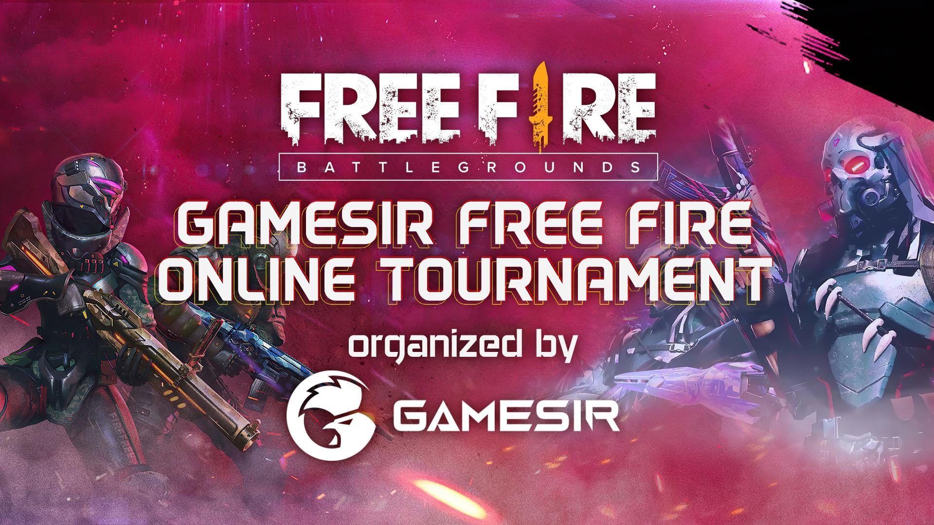 Gamesir Free Fire