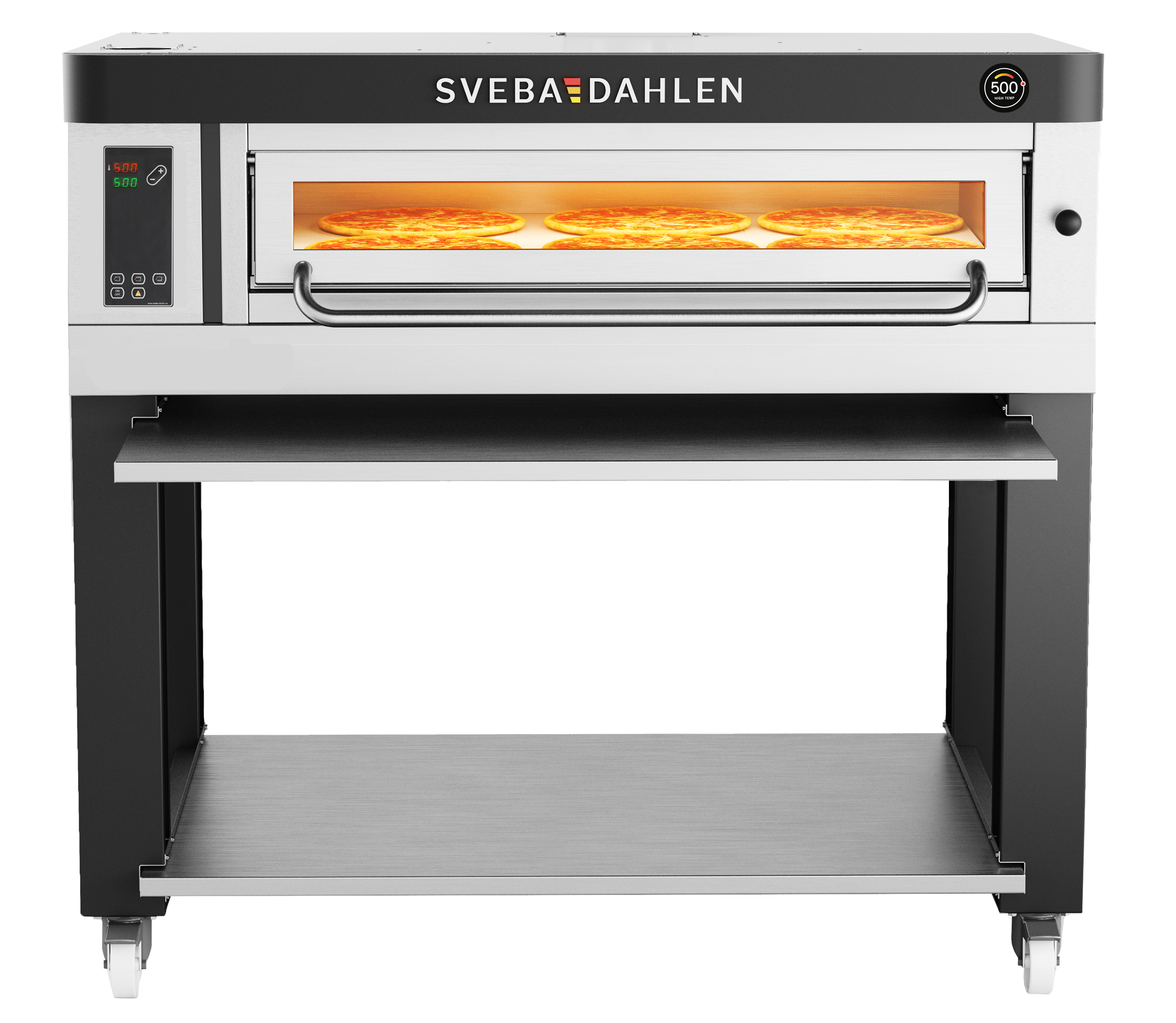 Pizza Oven P601 High Temp 500 degrees Sveba Dahlen