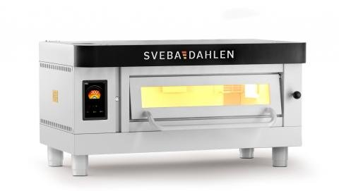 P-Series - P201 Pizza Oven front left without evac