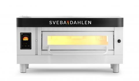 P-Series - P201 Pizza Oven front without evac