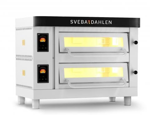 P-Series - P202 Pizza Oven front left without evac