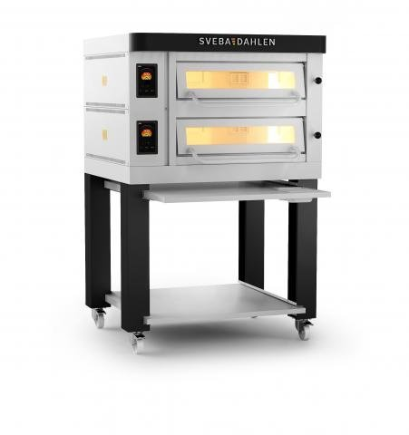 P-Series - P402 Pizza oven front left without evac