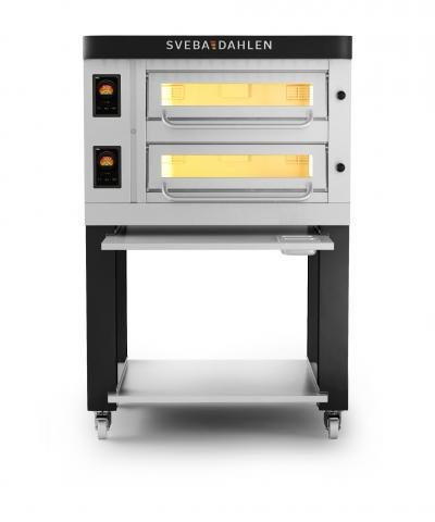 P-Series - P402 Pizza oven front without evac