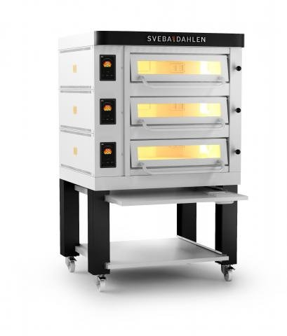 P-Series - P403 Pizza Oven front left without evac