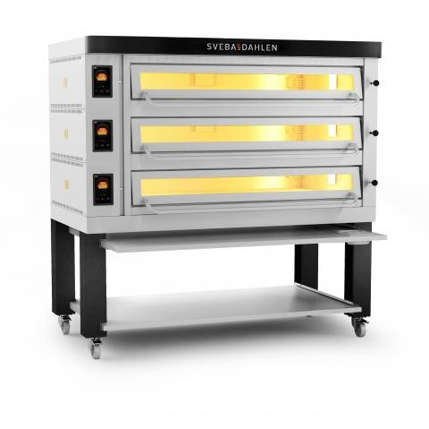 P-Series - P803 Pizza Oven front left without evac