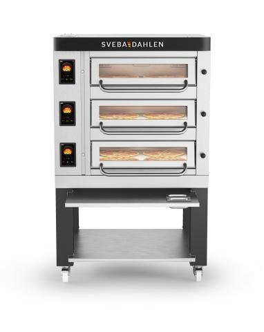 P-Series - P403 Pizza Oven front without evac