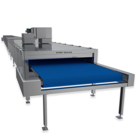 Industrial Belt Proofer