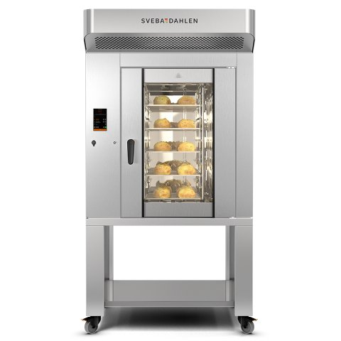 Smart baking with S-Series. Save time and money with the energy efficient SR240. High baking capacity in small space. S-Series offers the best commercial baking.