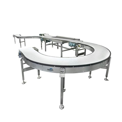 Customer adapted dough or bread conveyor systems
