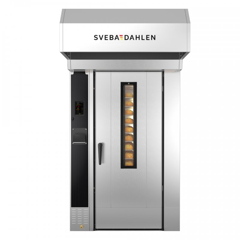 Rotating rack oven for bakeries - C-Series