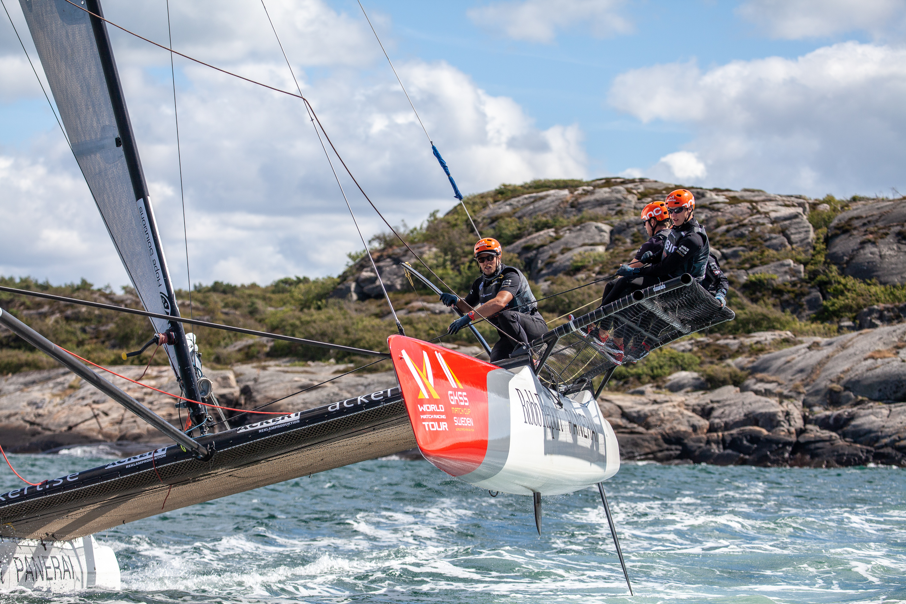 M32 Match Cup Sailing GKSS Marstrand