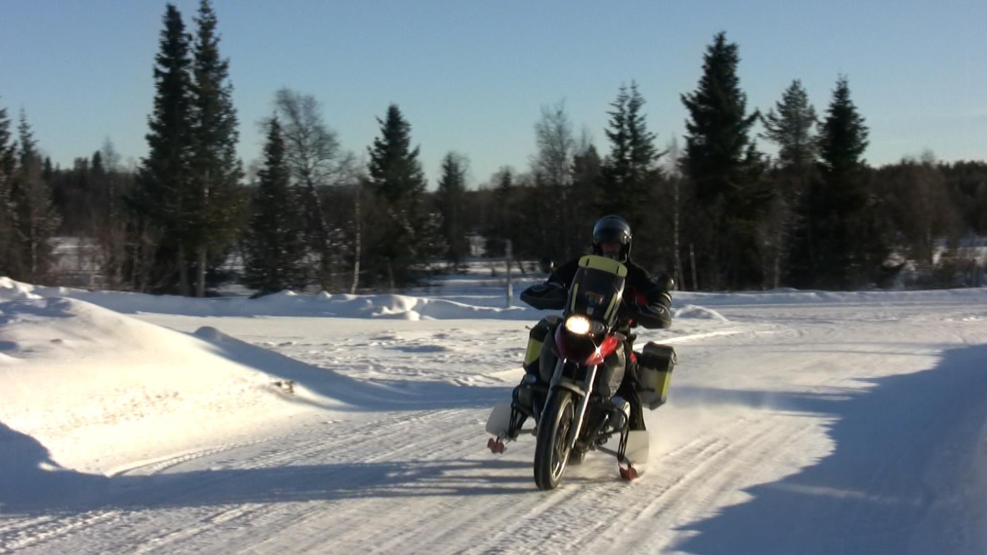 GS-skidor