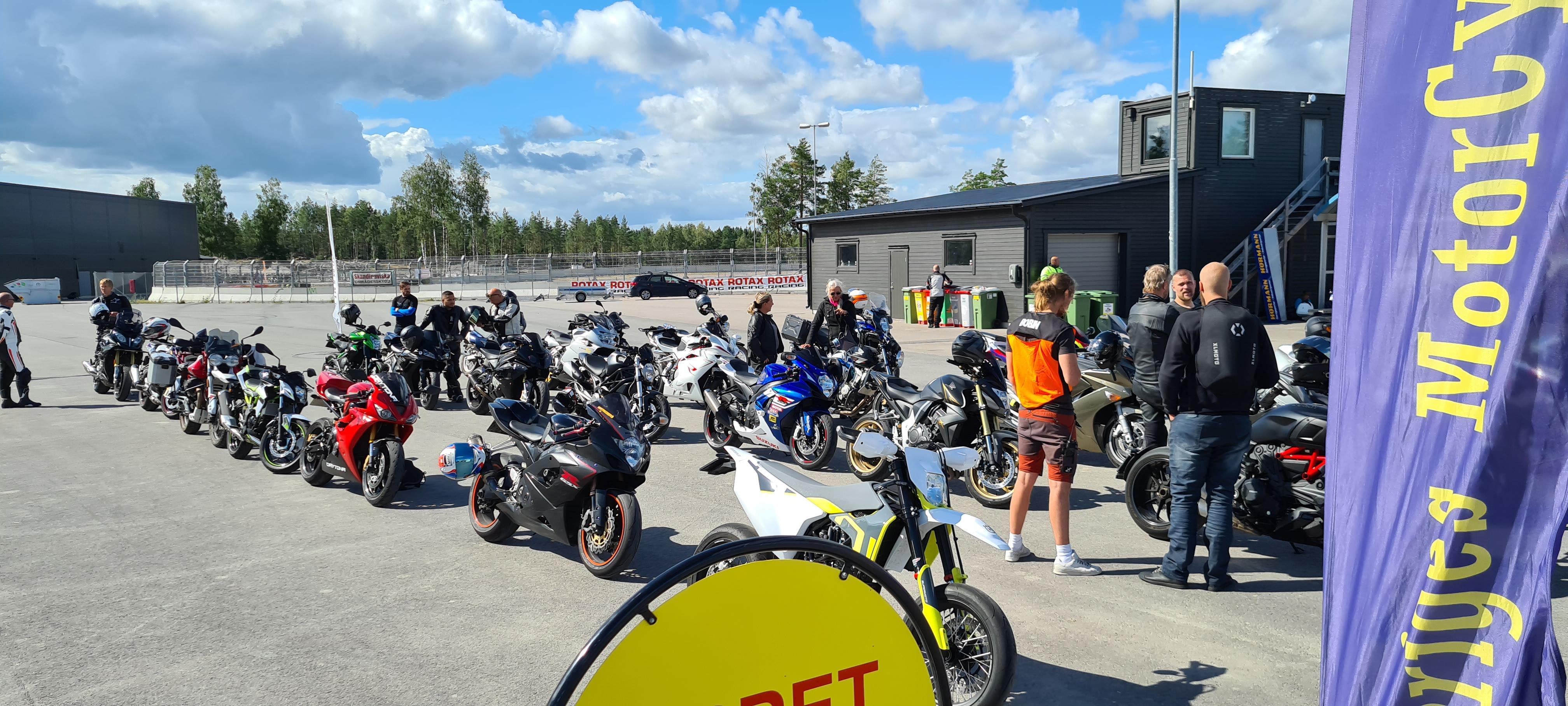 Knix - Eskilstuna GTR Motorpark