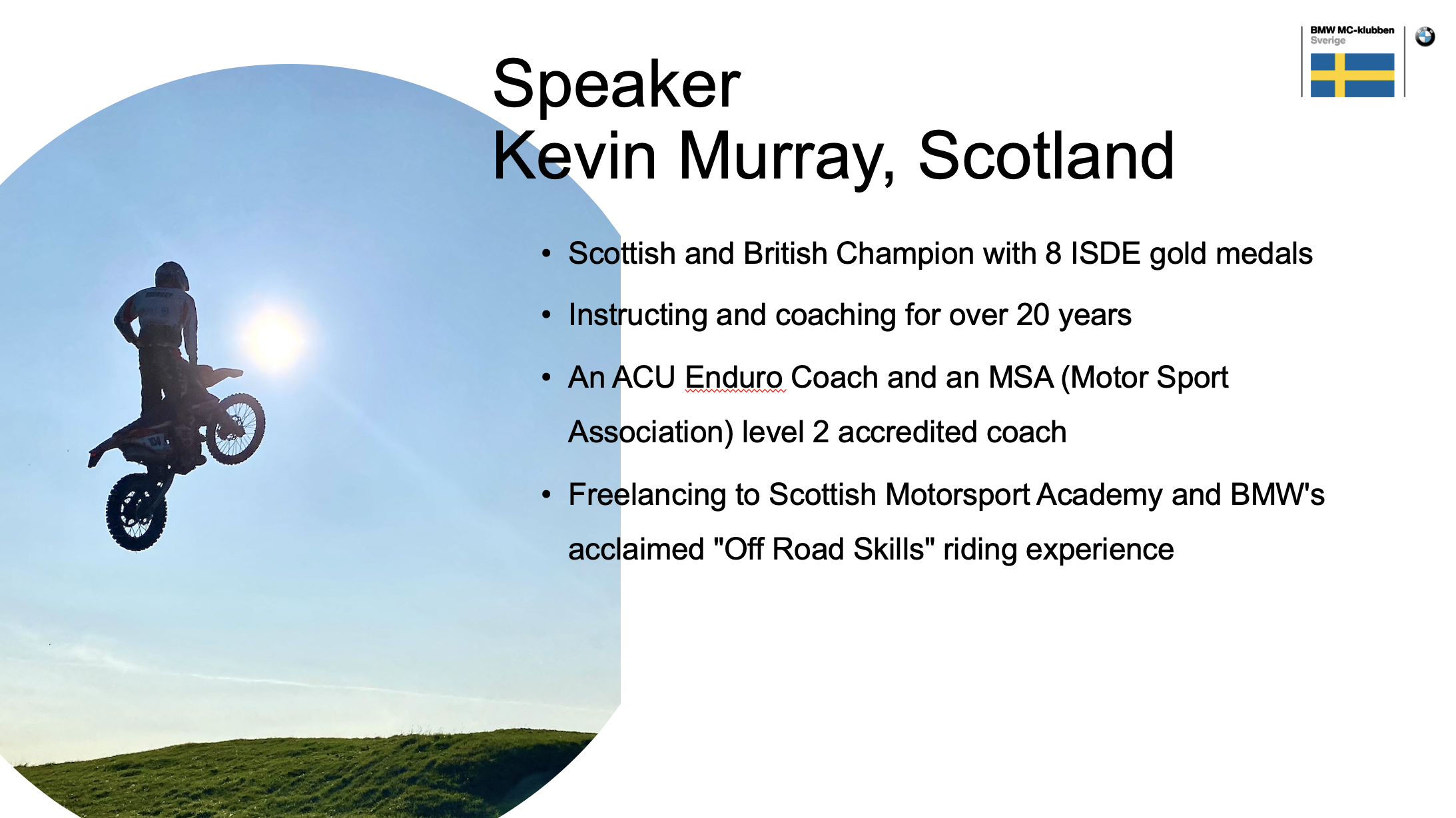 Kevin Murray, Scotland