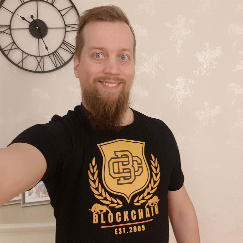 The Bitcoin Wardrobe - Founder