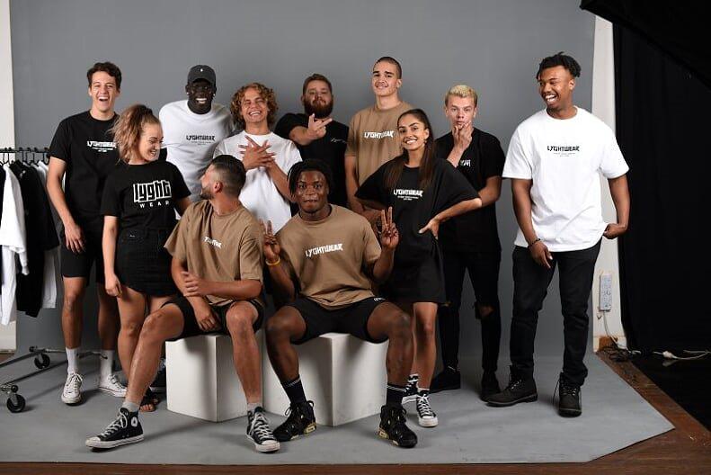 Lyght Wear - Team