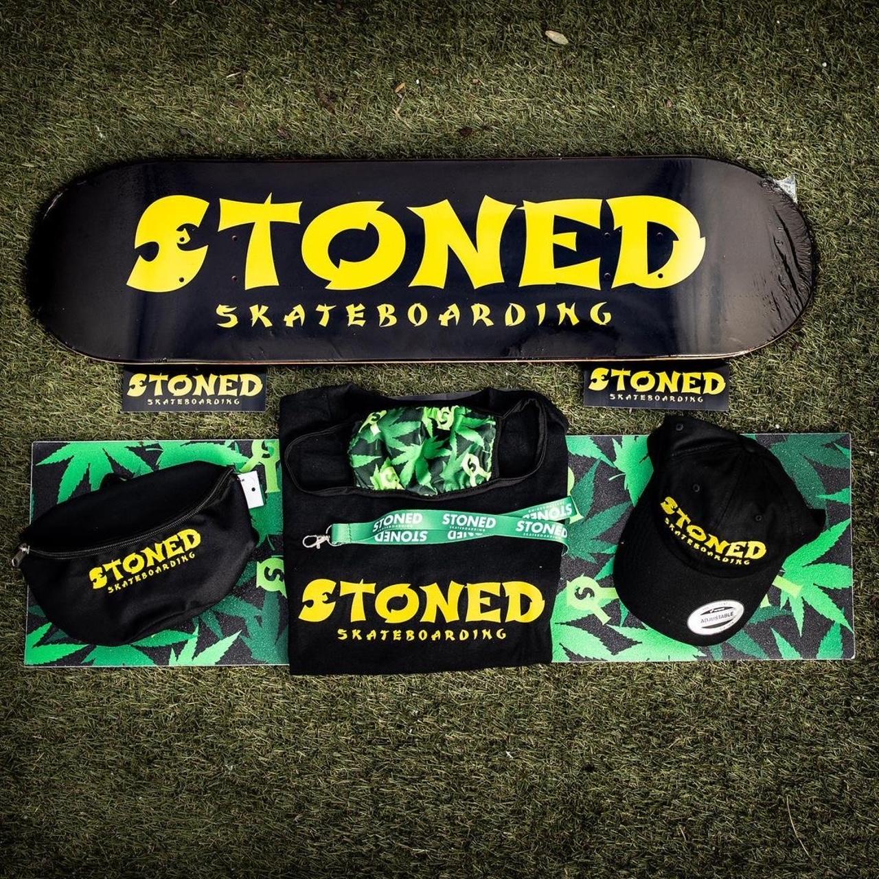 Stoned Skateboarding - Founder