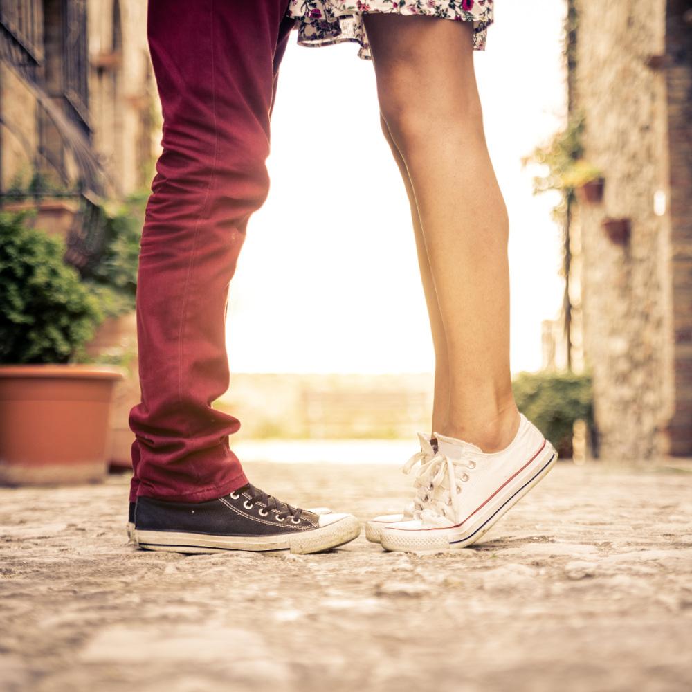 Romantisches Pärchen-Wochenende