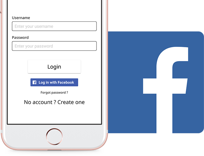 WooCommerce App Facebook Login