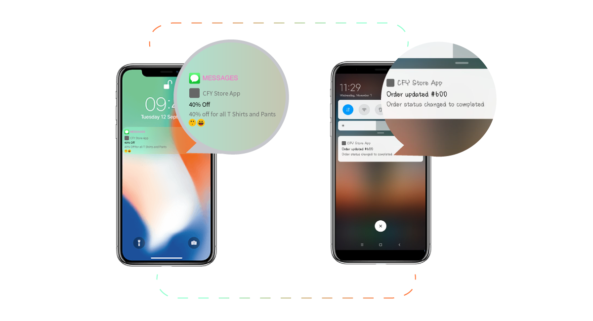 woocommerce app creator