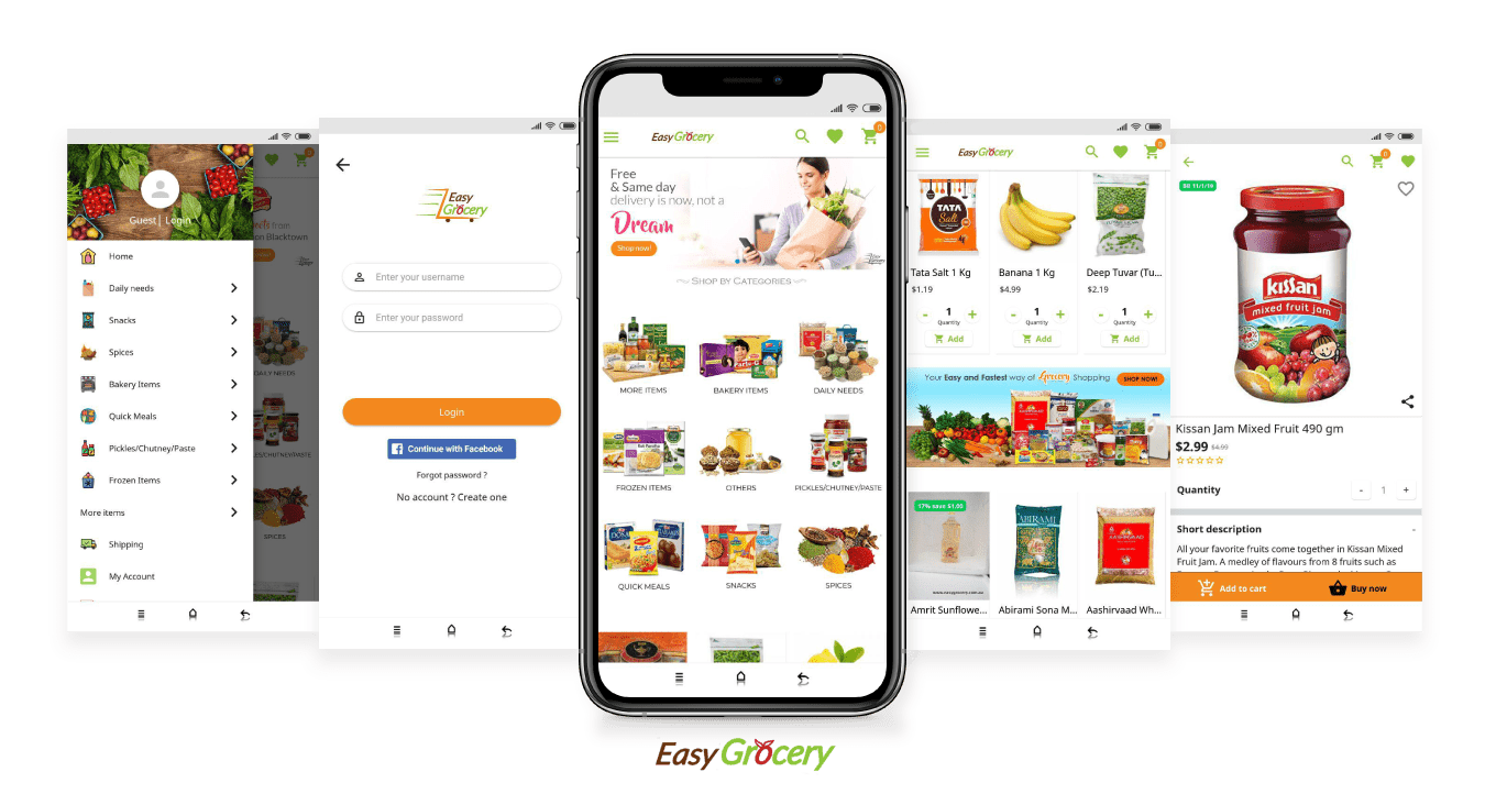 WooCommerce iOS and android app just for $19/m | All payment